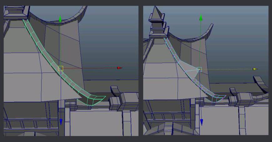 计算机三维动画优点