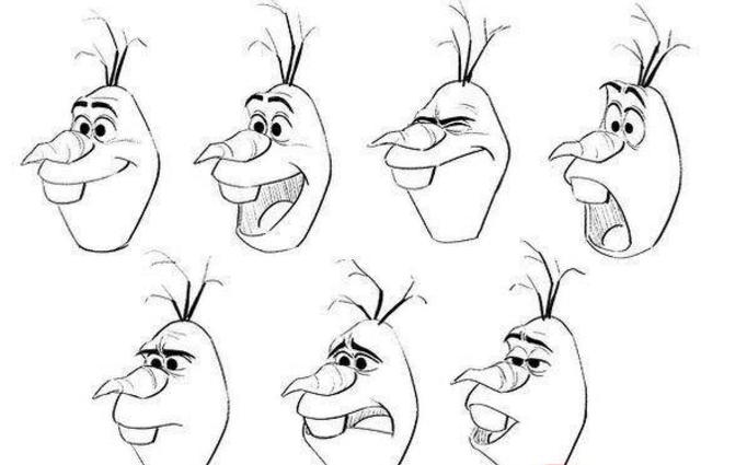三维动画制作之角色动画表情原理