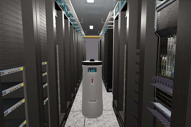 机器人巡检VR软件